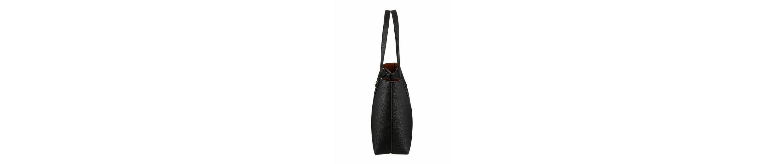 Guess Shopper Bobbi inside out Tote, zum Wenden mit herausnehmbarer Reißverschluss-Tasche