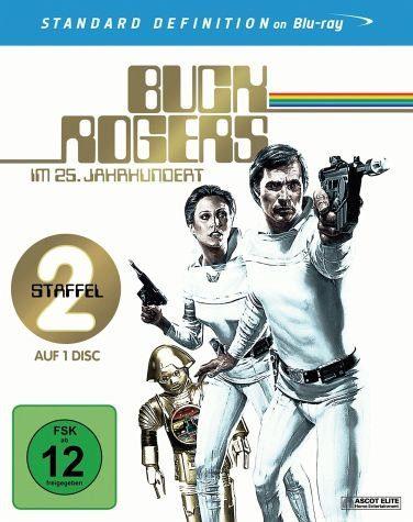 Blu-ray »Buck Rogers - Staffel 2«