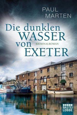 Broschiertes Buch »Die dunklen Wasser von Exeter / Craig...«
