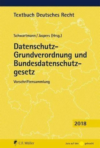 Broschiertes Buch »Datenschutz-Grundverordnung und...«