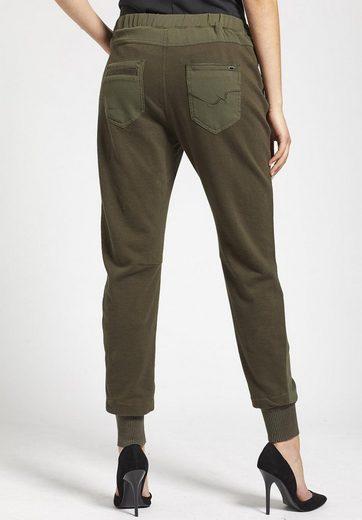 khujo 5-Pocket-Hose COLADA, mit elastischem Taillenbund