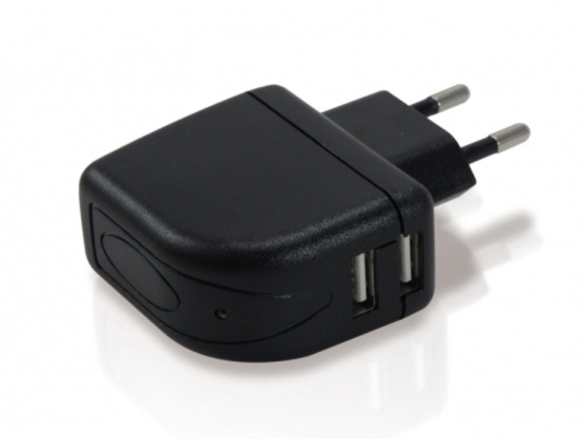 Conceptronic Lader »Dual USB Tablet Charger 2A«