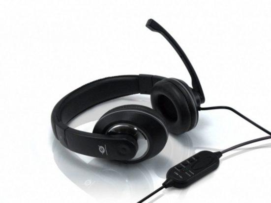 Conceptronic Headset »USB Professional Level Headset«