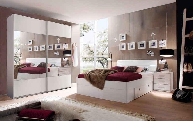 Schlafkontor Schlafzimmer-Set »Mars«, in 2 Ausführungen