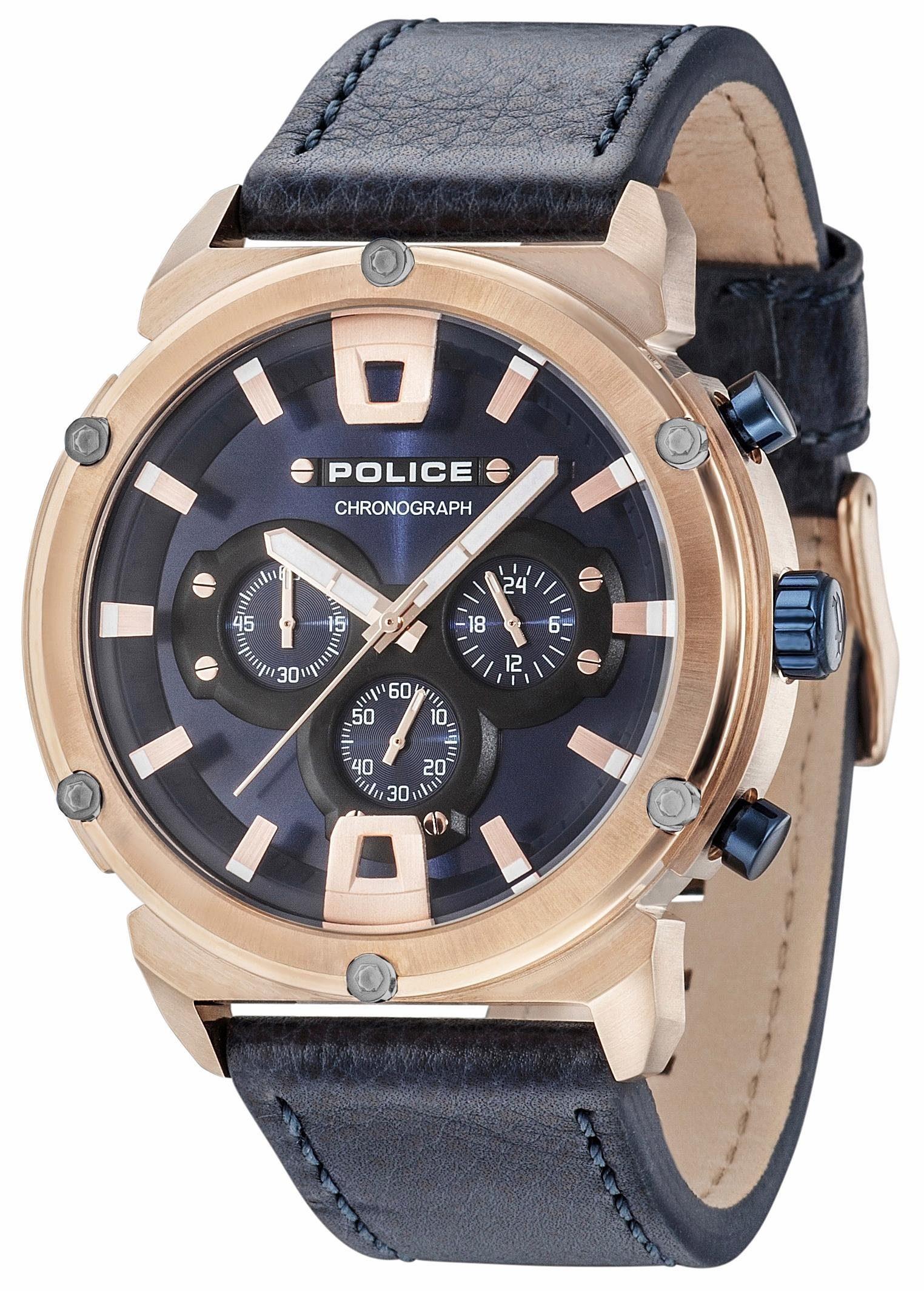 Police Chronograph »ARMOR II, PL15047JSR.03«