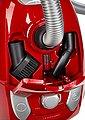 AEG Bodenstaubsauger VX4-1-WR-A, 650 Watt, mit Beutel, inkl. Hartbodendüse und Mini Turbodüse im Wert von 47,99 € UVP, Bild 5