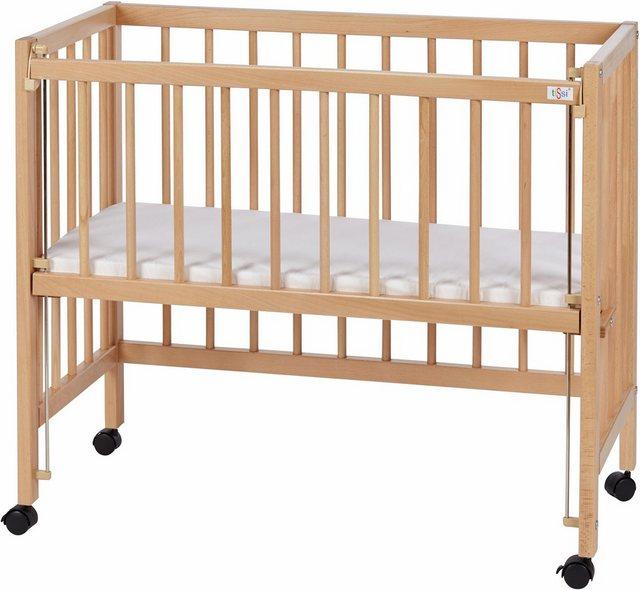 Babybetten - tiSsi® Beistellbett »Buche Natur«  - Onlineshop OTTO