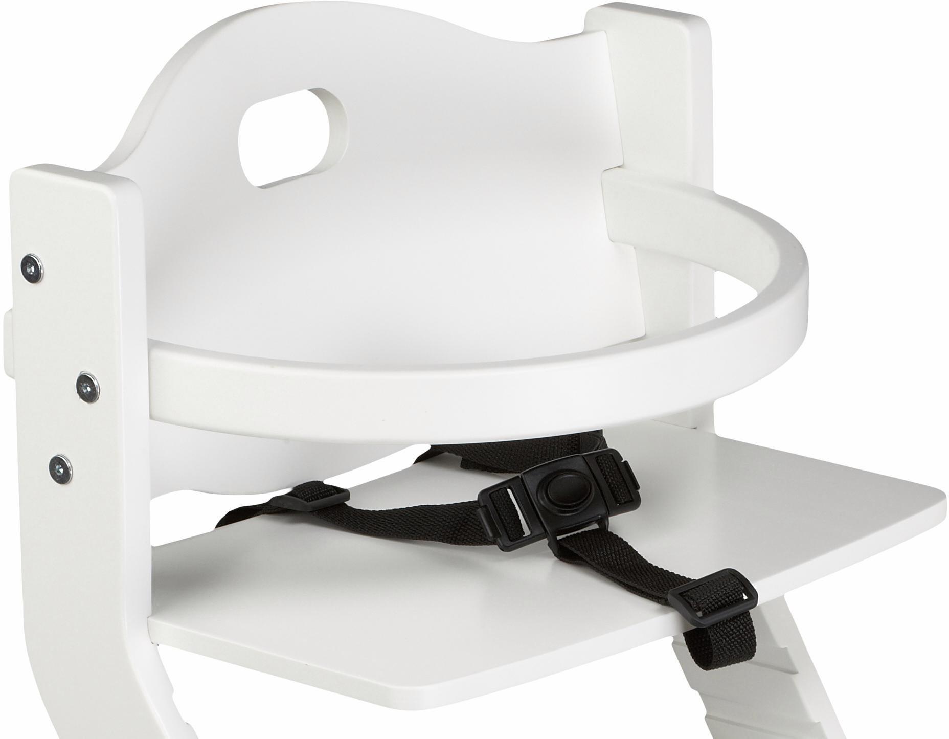 tiSsi® Brustbügel aus Holz für Hochstuhl, »Weiß«   Kinderzimmer > Kinderzimmerstühle > Hochstühle   tiSsi®