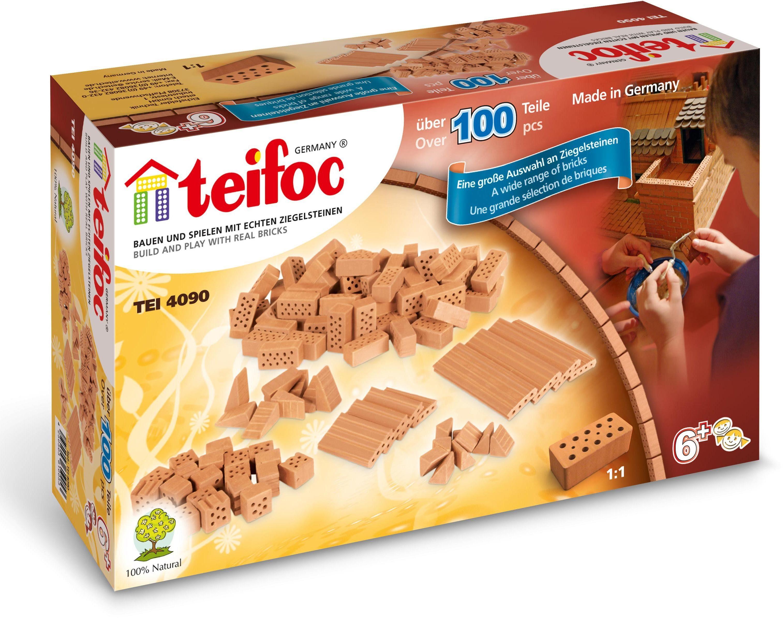 Teifoc Steinbaukasten (TEI 4090), »Bausteine gemischt«