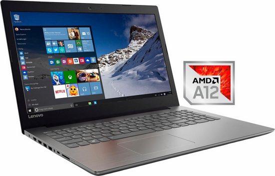 Lenovo Ideapad 320-15ABR Notebook (39,6 cm/15,6 Zoll, AMD A12, 1000 GB HDD, 128 GB SSD)