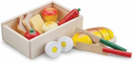 New Classic Toys® Spiellebensmittel »Schneideset Frühstück«, (11-tlg)