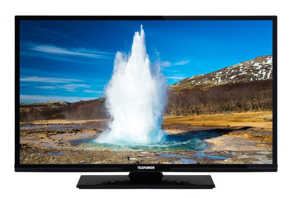 telefunken led fernseher 32 zoll full hd smarttv dvb. Black Bedroom Furniture Sets. Home Design Ideas