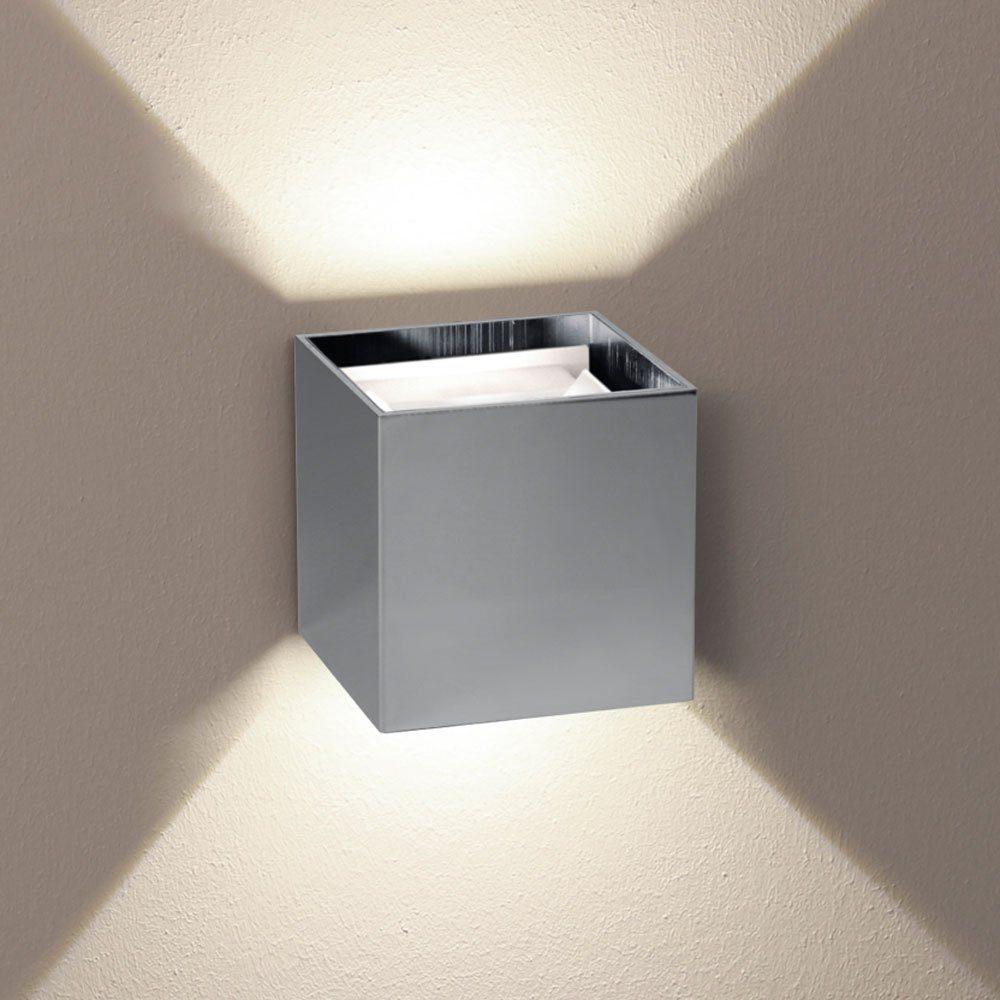 s.LUCE Wandleuchte »Ixa LED in Chrom«