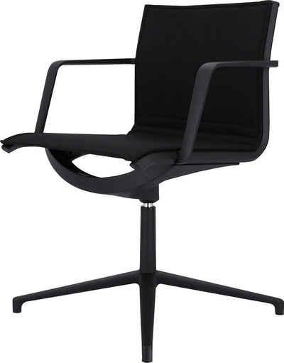 jankurtz Schreibtischstuhl »atho«, Bürostuhl mit Drehfunktion