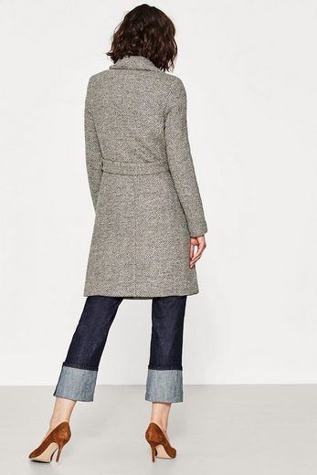 Esprit Collection Colorful Tweed Coat With Sparkling Lurex