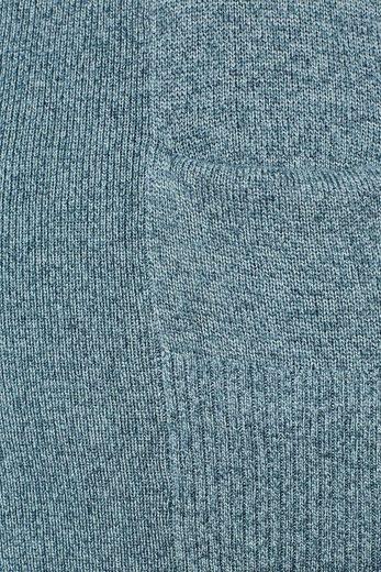 ESPRIT COLLECTION Cardigan aus Woll-Mix mit Schalkragen