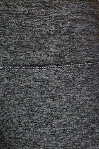 ESPRIT Melierte 7/8-Pants mit Komfortbund, E-DRY