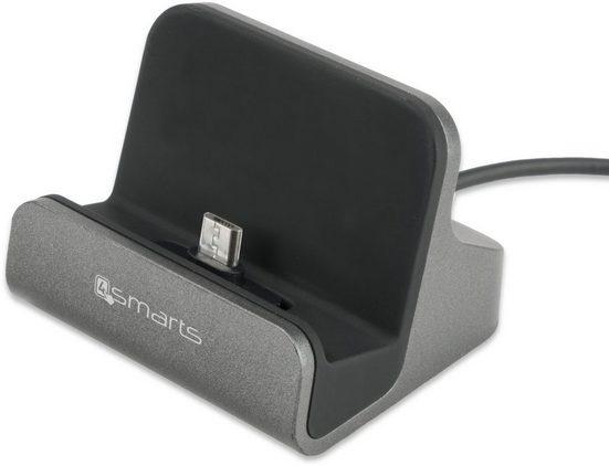 4smarts Lader »Micro-USB Ladestation VoltDock 10W«