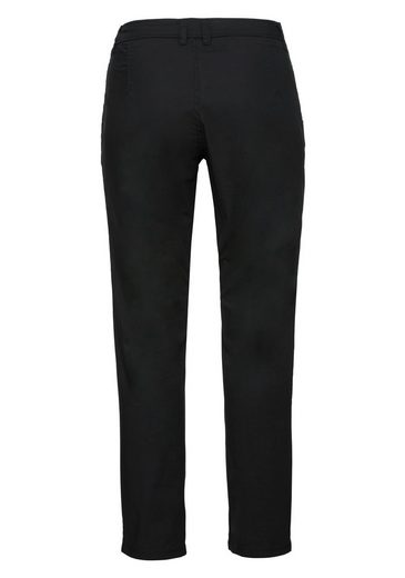 sheego Casual Chinohose, in Stretch-Qualität