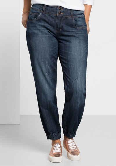 f115fa592b63 Boyfriend-Jeans in großen Größen » Jeans für Mollige kaufen | OTTO