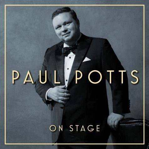 Audio CD »Paul Potts: On Stage«