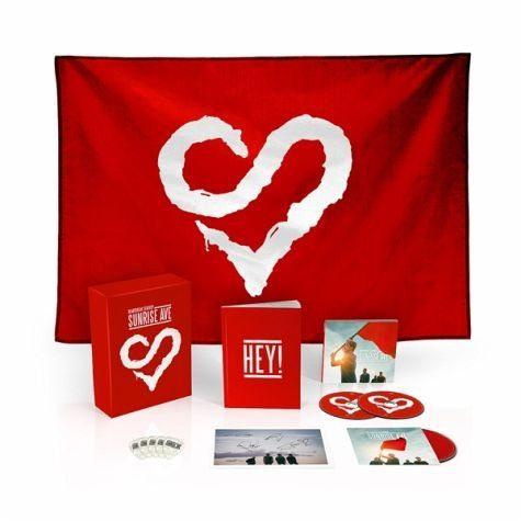 Audio CD »Sunrise Avenue: Heartbreak Century (Ltd.Fanbox)«