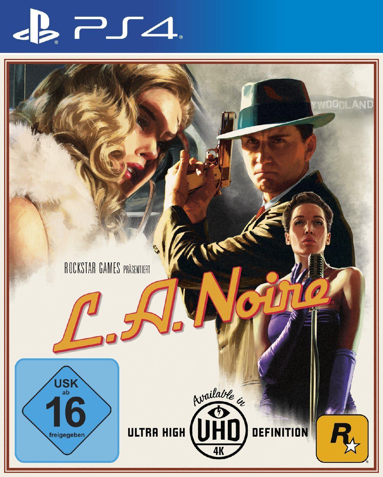 Take 2 L.A. Noire »PS4«