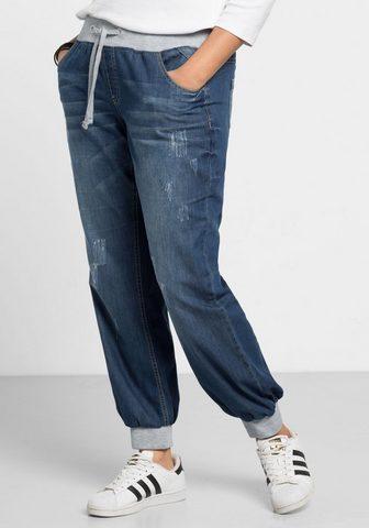SHEEGO Laisvo stiliaus džinsai