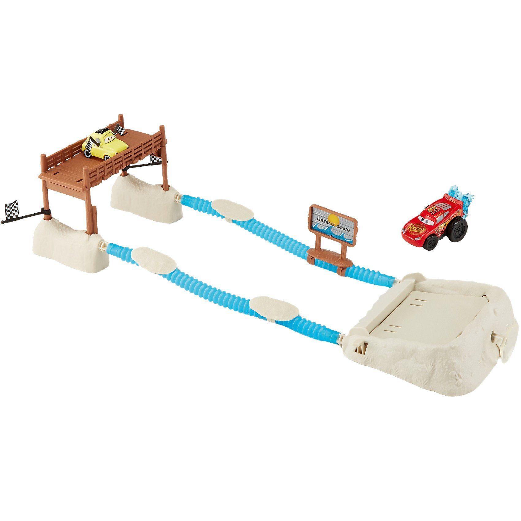 Mattel® Disney Cars 3 Fireball Beach Wasser-Action Spielset