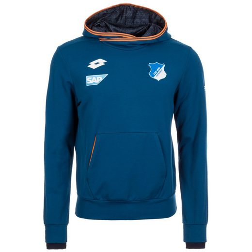 Lotto Hoodies Tsg 1899 Hoffenheim Off Sweat