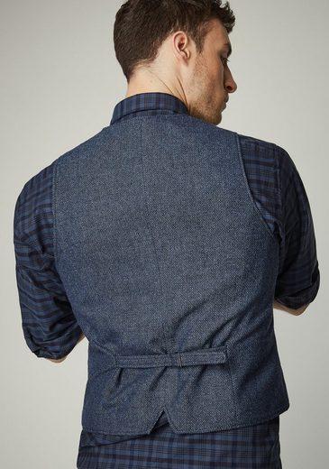 Pierre Cardin Vest Plain With Structure - Regular Fit Gabriel