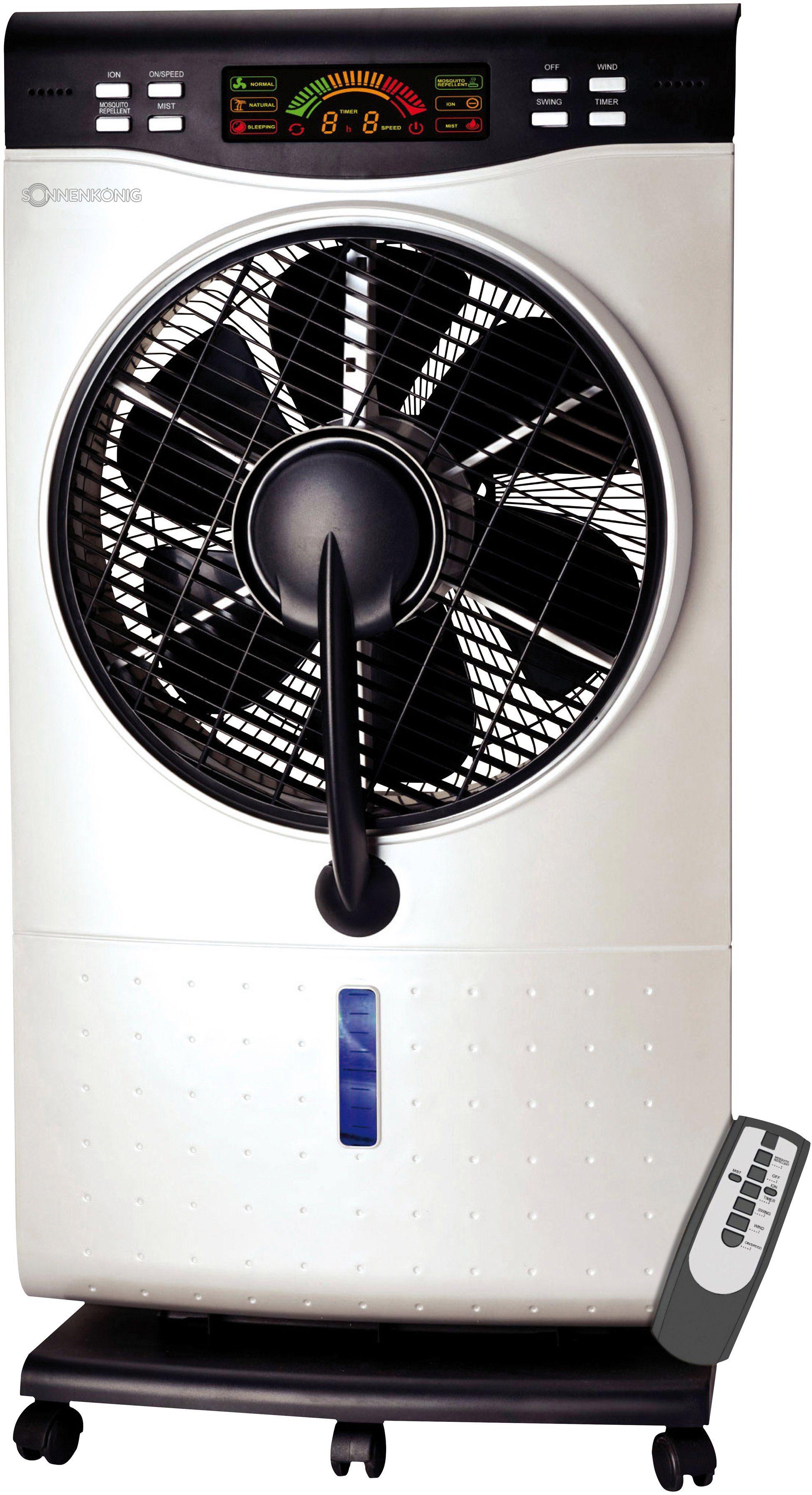 SONNENKÖNIG Luftreiniger »Air Fresh 5«, mit Fernbedienung und 1,5 Liter Tank