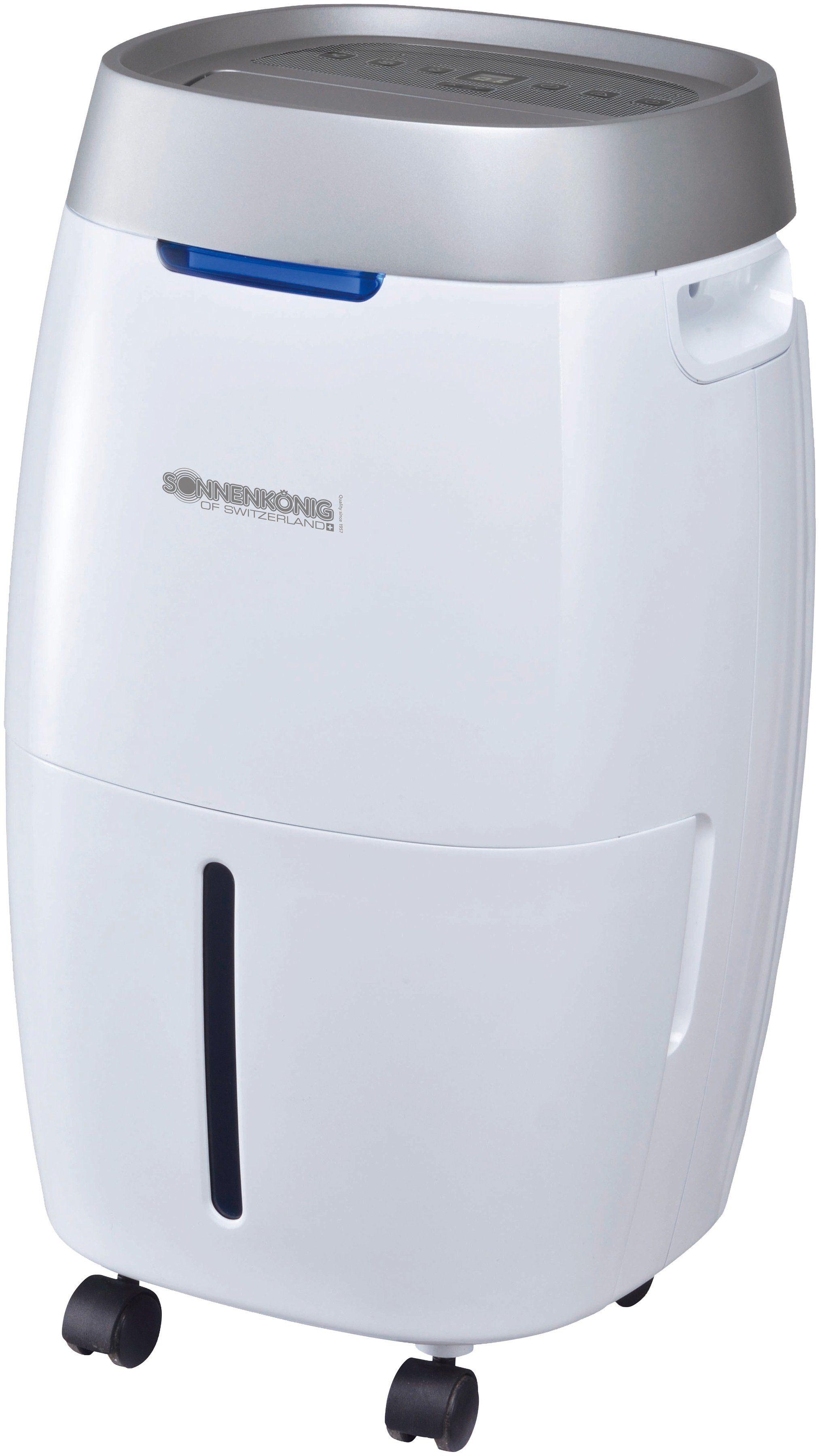 SONNENKÖNIG Luftreiniger »Secco 300«, elekt. Kontrollfeld, Feuchtigkeitssensor