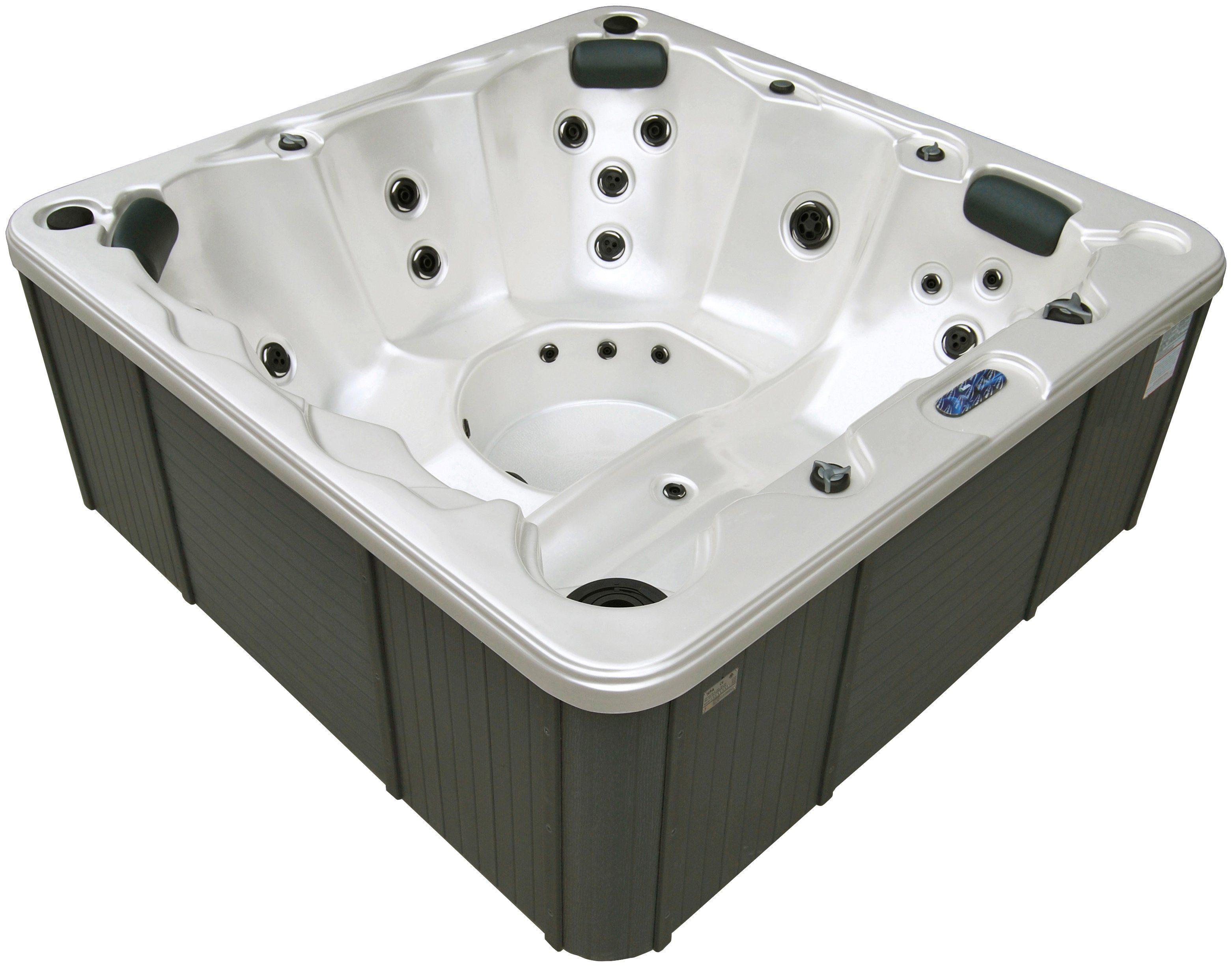 Whirlpool »Kansas«, 5-tlg., BxLxH: 199x199x78 cm