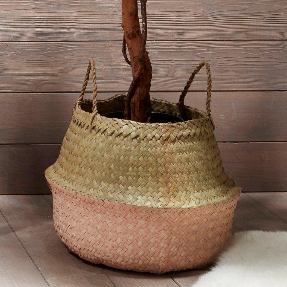 bloomingville korb zum falten online kaufen otto. Black Bedroom Furniture Sets. Home Design Ideas