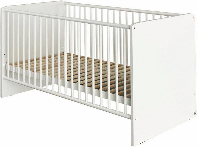 Babyzimmer - Babyzimmer Komplettset »Trelleborg«, (3 tlg) Bett Wickelkommode 3 trg. Schrank  - Onlineshop OTTO