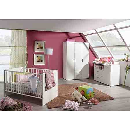 Babymöbel-Serien: Babyzimmer Trelleborg