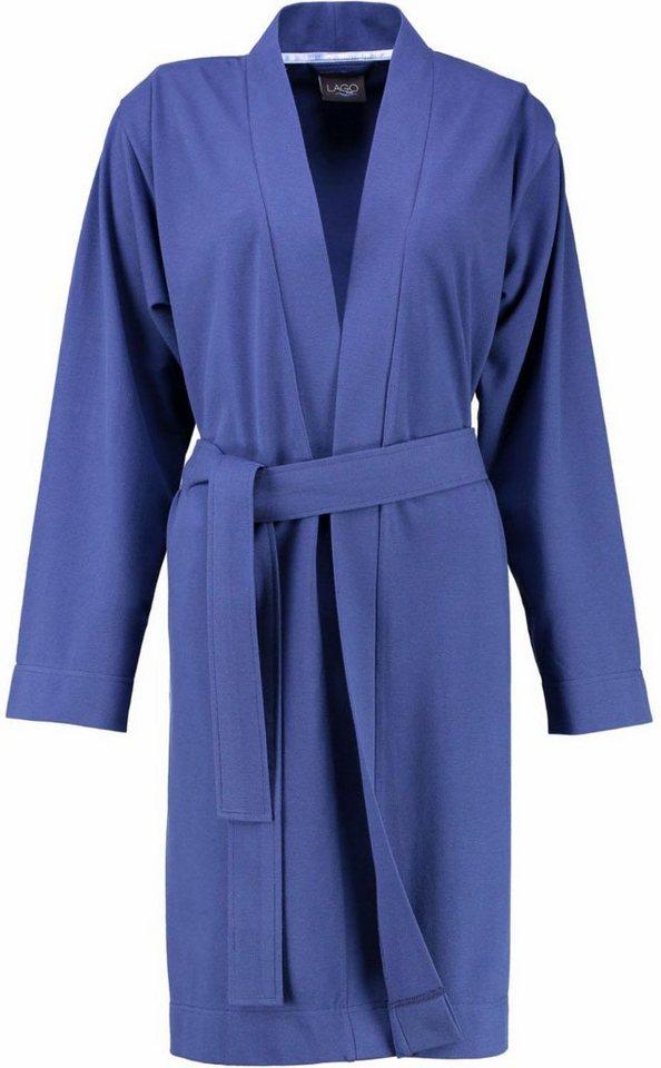 Damenbademantel, Lago, »Molly«, in Kimono-Form