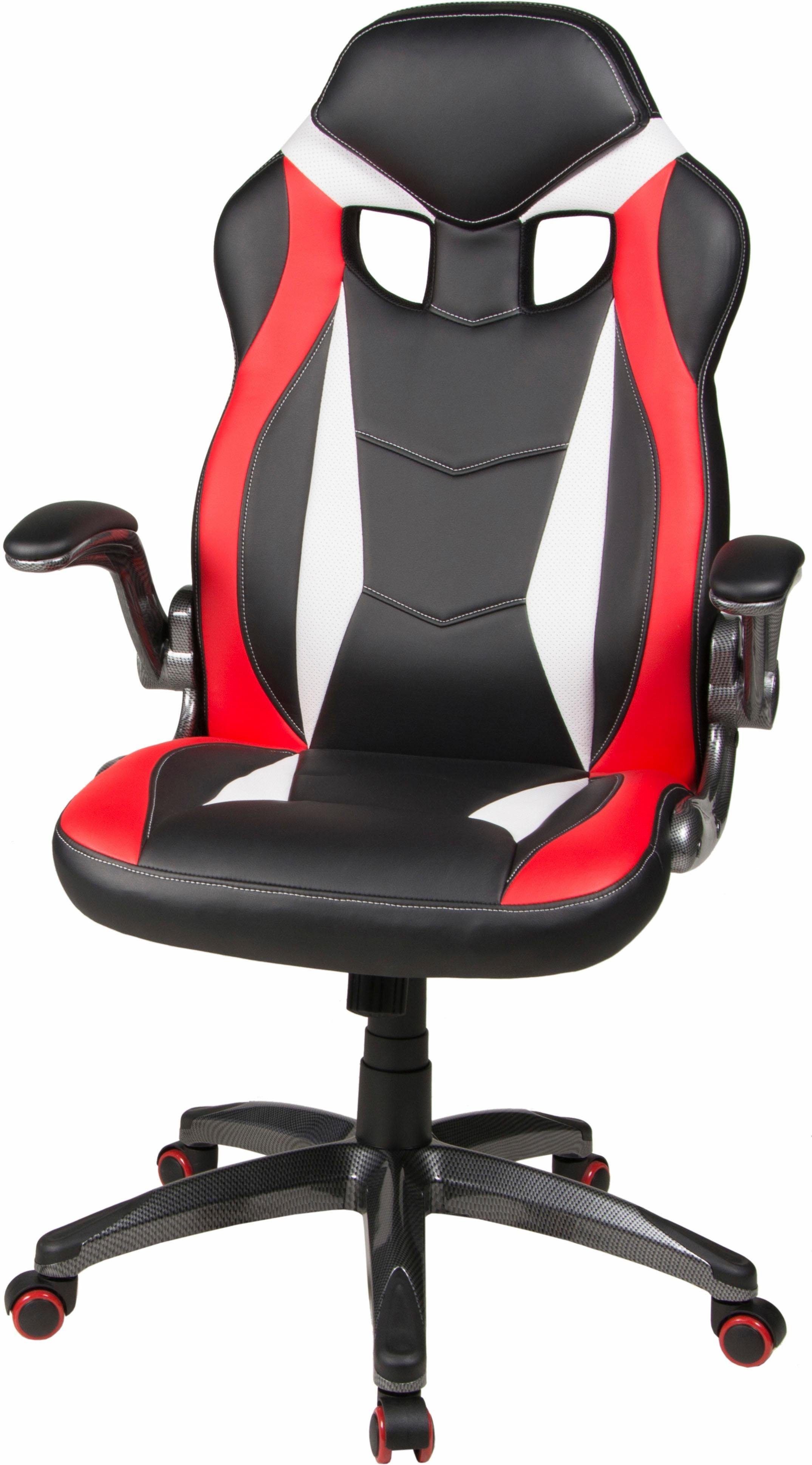 Duo Collection Gaming Chair »Energy« in Carbon-Optik