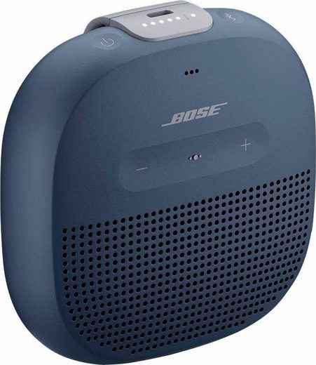 Bose SoundLink Portable-Lautsprecher (Micro Bluetooth, Kompatibel mit Amazon Echo Dot)