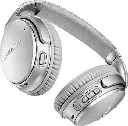 Bose QuietComfort 35 wireless headphones II Noise-Cancelling-Kopfhörer mit Sprachsteuerung