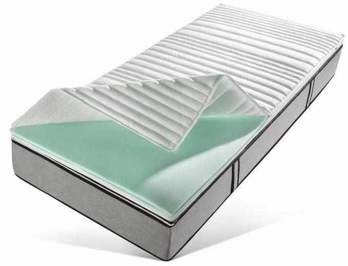 Topper »Irisette de luxe KS«, Irisette, 7 cm hoch, Raumgewicht: 40, Kaltschaum