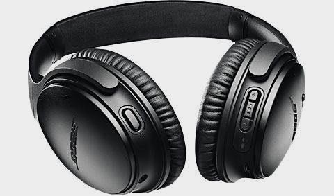 Bose »QuietComfort QC 35 II« Over-Ear-Kopfhörer (Bluetooth, NFC, Bluetooth®- und NFC-Kopplung mit unterstützenden Sprachansagen)