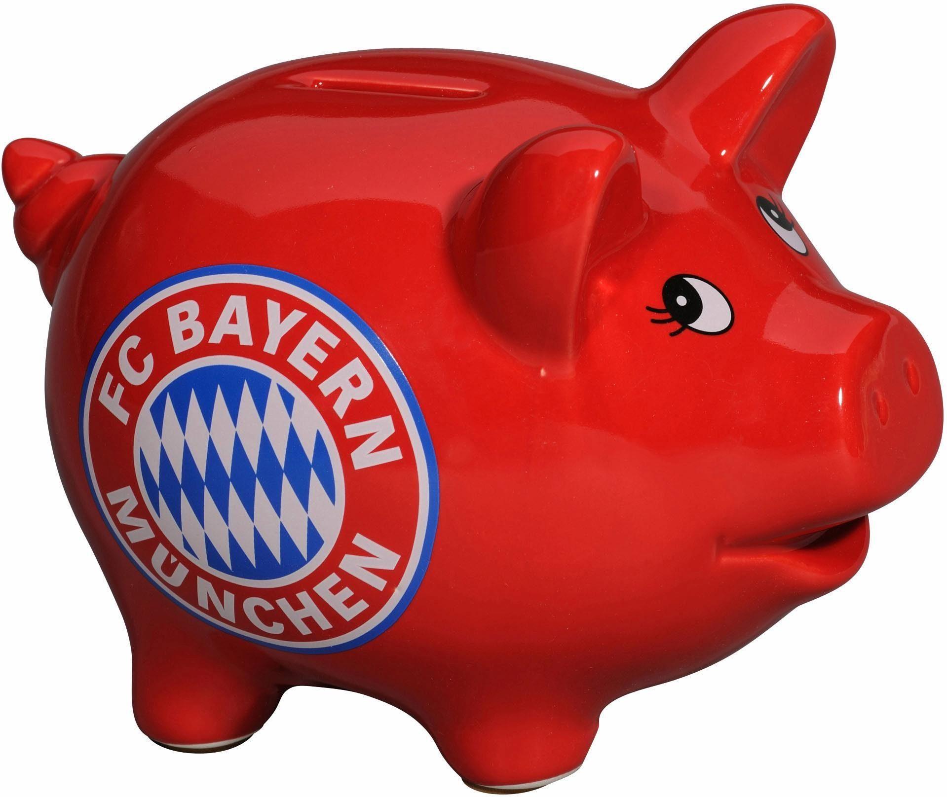 FC Bayern Sound-Sparschwein