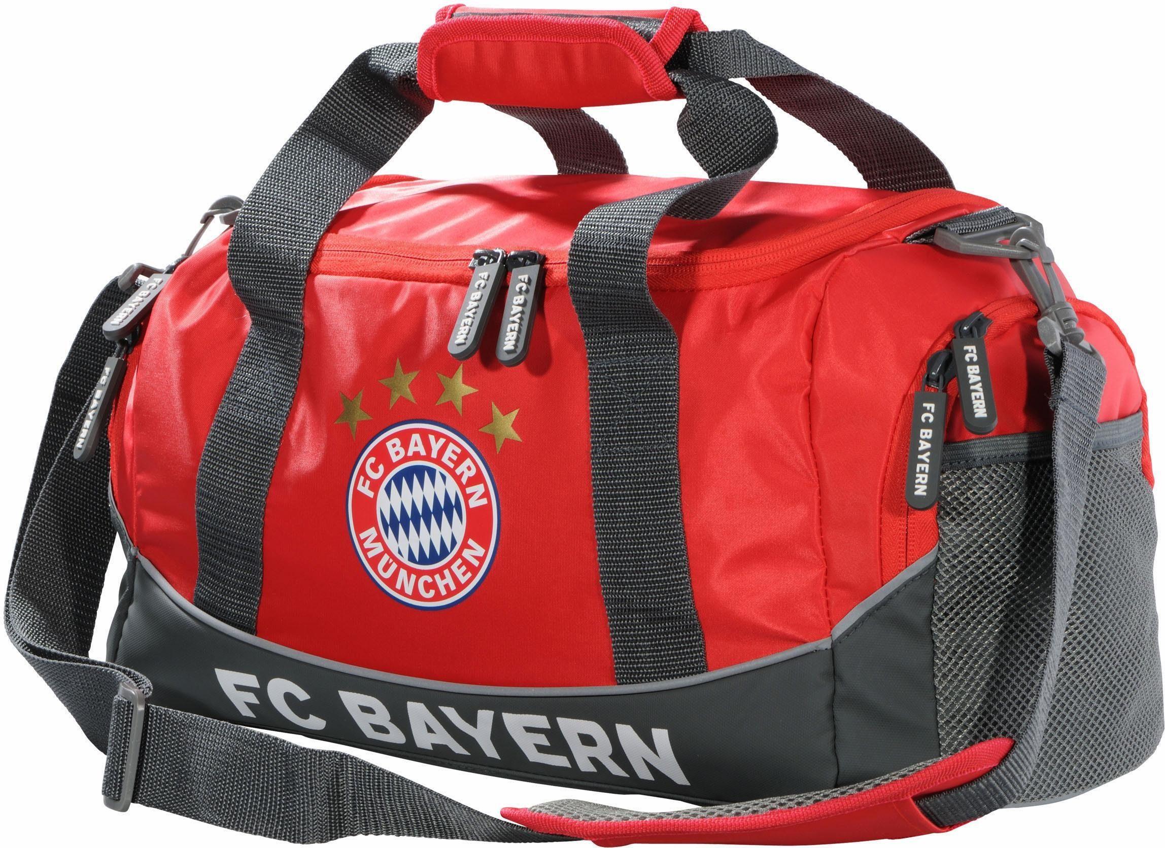 FC Bayern Sporttasche, »FCB, klein«