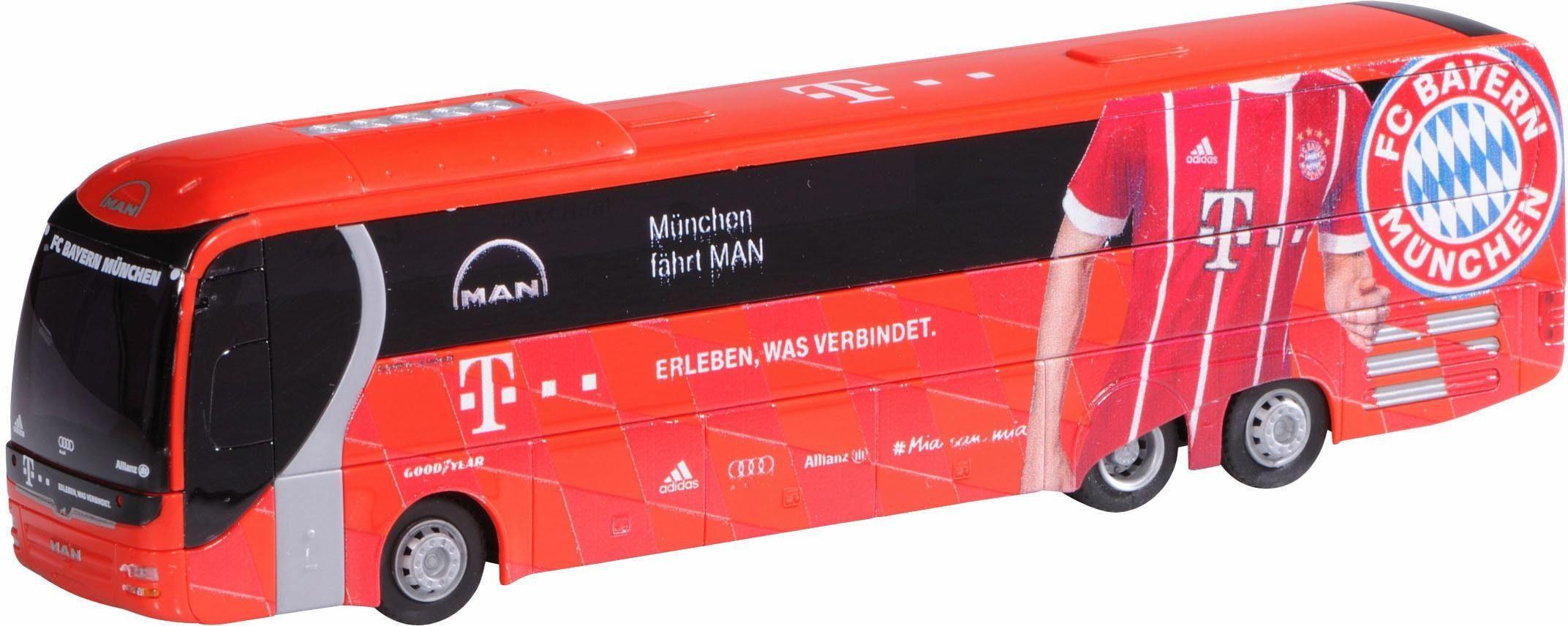FC Bayern Spielfahrzeug, »Teambus«