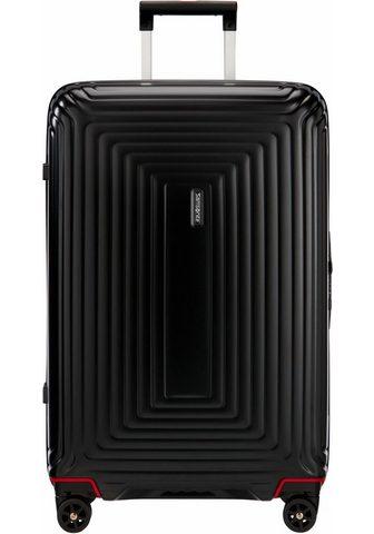 "SAMSONITE Пластиковый чемодан на колесах ""N..."
