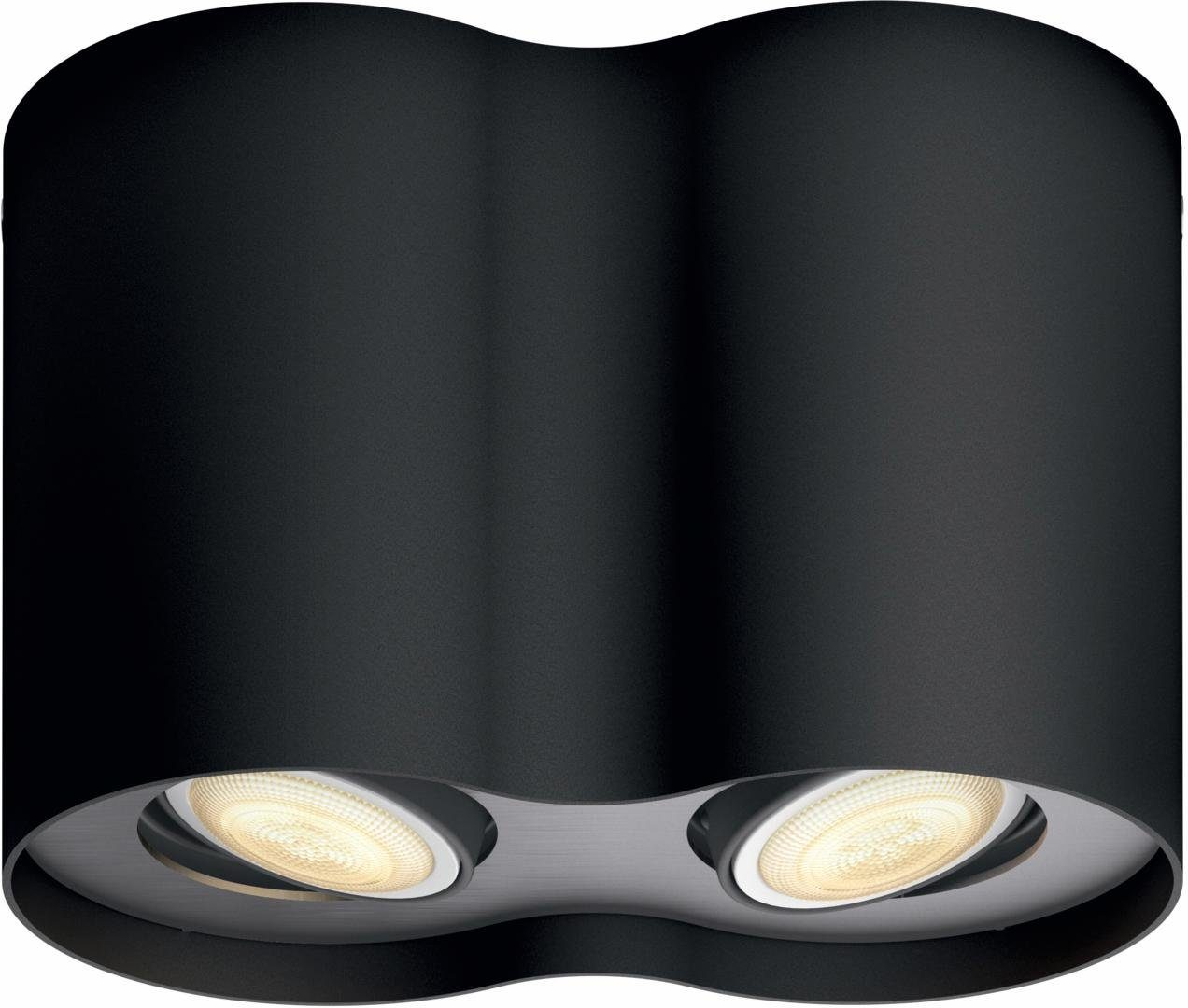 Philips Hue LED Deckenspot »Pillar«, 2-flammig, Smart Home