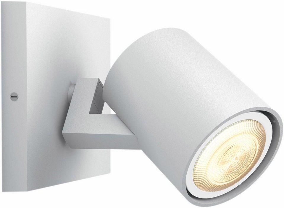 Led Wandstrahler Außen : philips hue led wandstrahler runner 1 flammig smart home online kaufen otto ~ Watch28wear.com Haus und Dekorationen