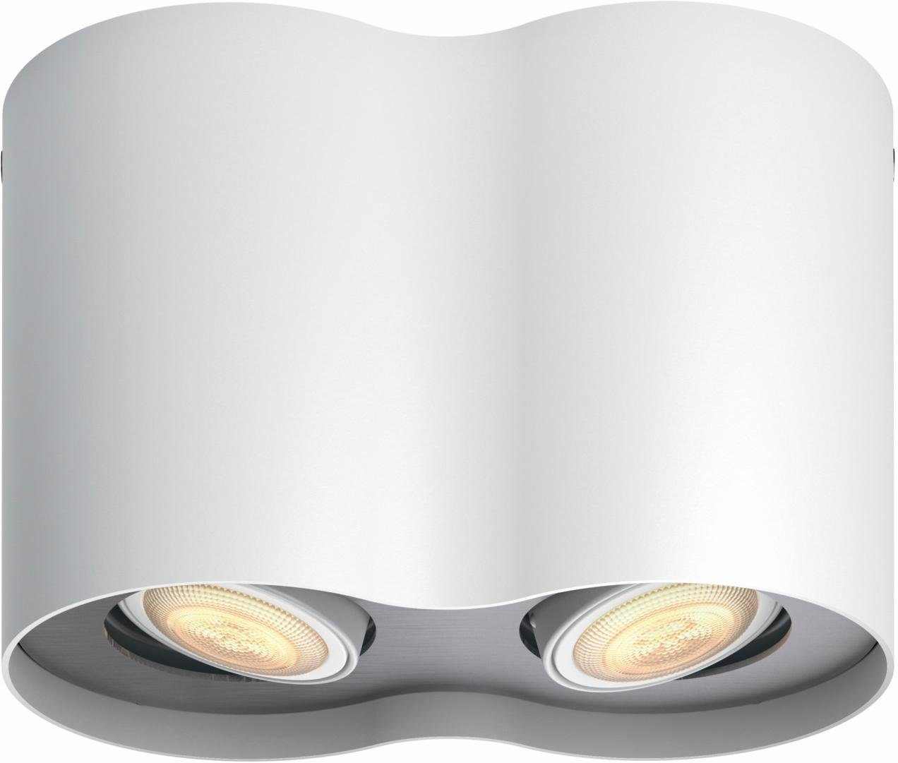 Philips Hue LED Deckenspot »Pillar«, 2-flammig, Smart Home